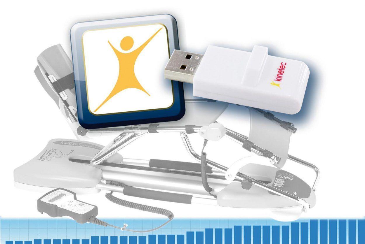 Kinetec Data Capture™ -Kit de 20 clés USB + Logiciel-