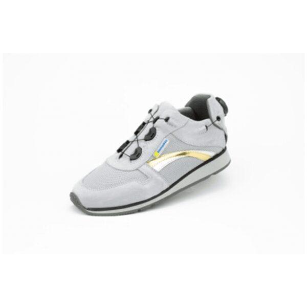 Asti Lt Grey Hemi Sports Shoe