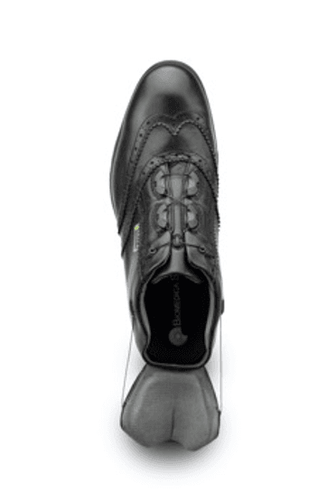 Como Black Hemi City Shoe