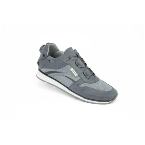 Cremona Grey Hemi Sports Shoe