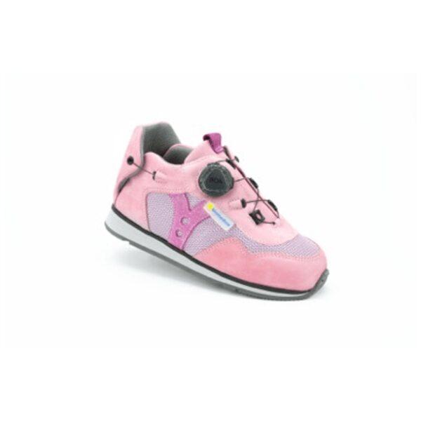 Lucca Pink AFO Shoe