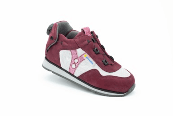 Modena Purple AFO Shoe