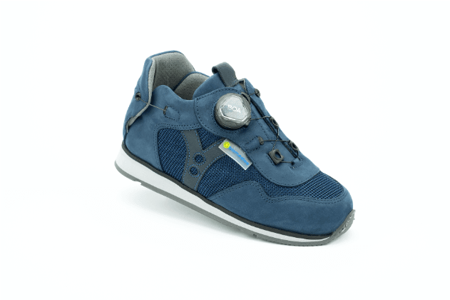 Pisa Blue AFO Shoe
