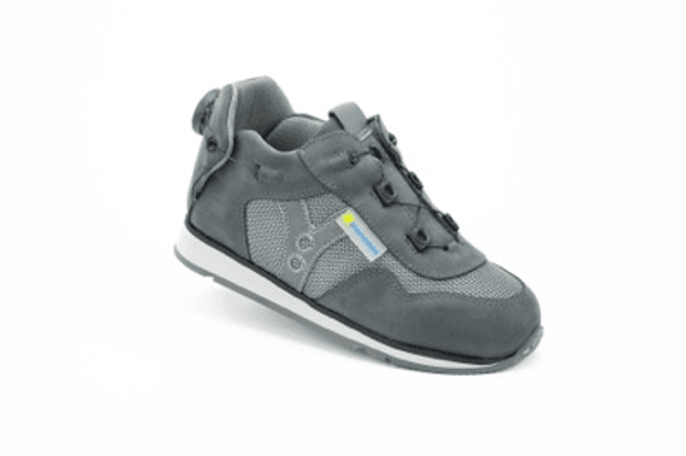 Taormina Grey AFO Shoe