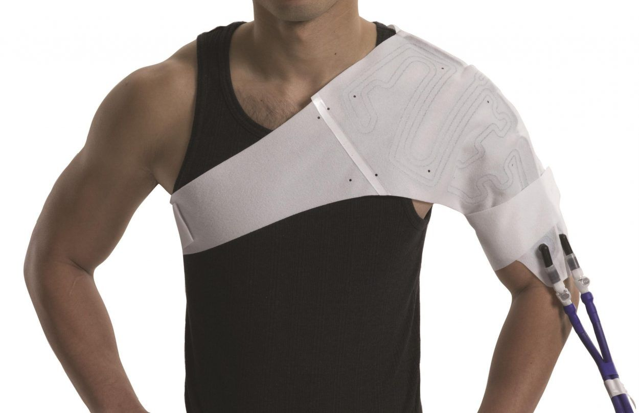 Disposable Shoulder Relief Pad - Large