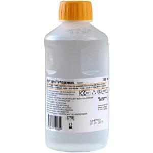 Distilled Water.