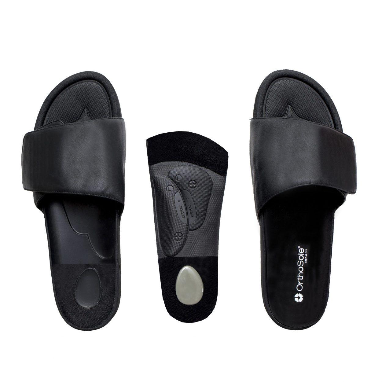 Apollo Leather Mens (Black)