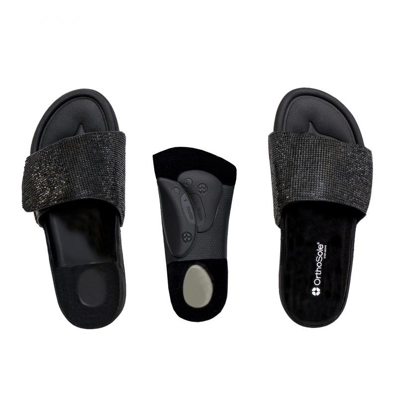 Apollo Crystal Womens (Black)
