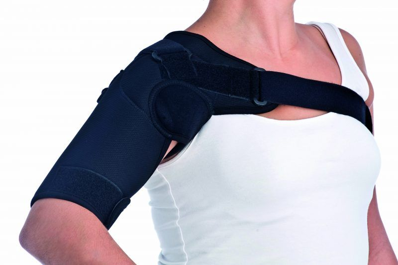 EDC Shoulder Support