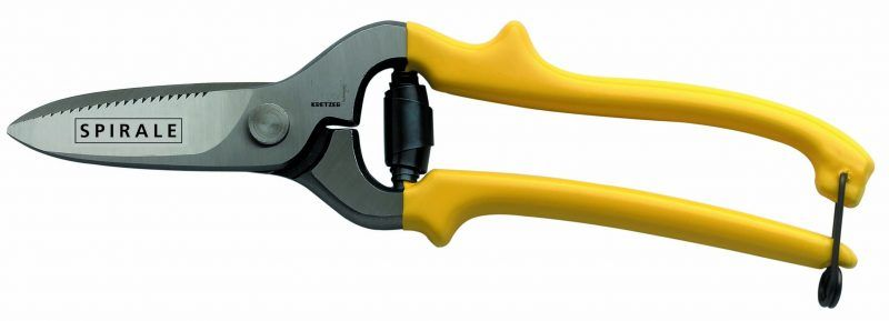 Heavy Duty Shears, self - opening