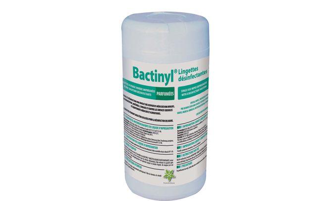 Bactinyl® lingettes désinfectantes (pack de 12 boîtes)