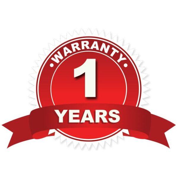 1-Year Warranty Extension