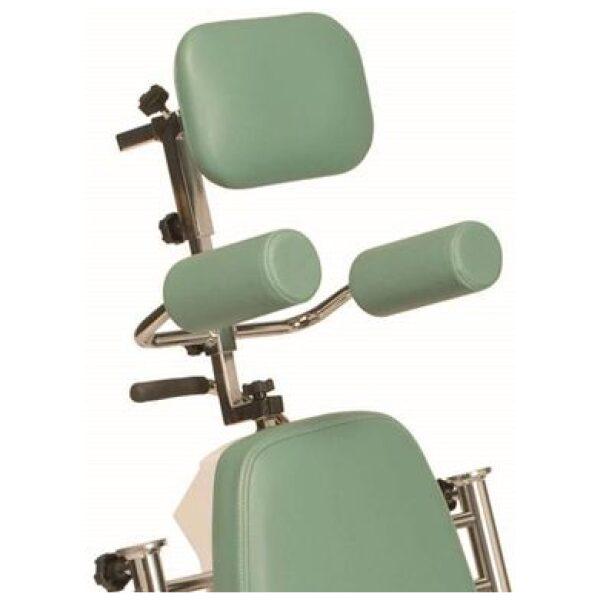 Head Rest and Shoulder Stabilisation Device