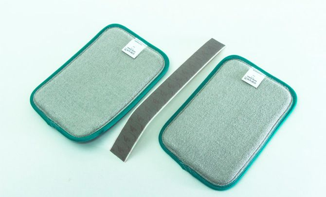 Maestra Arm Rest Support Pads
