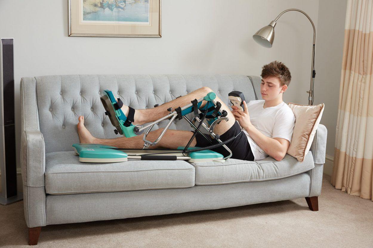 Knee Sofa Male Controlling CPM LR