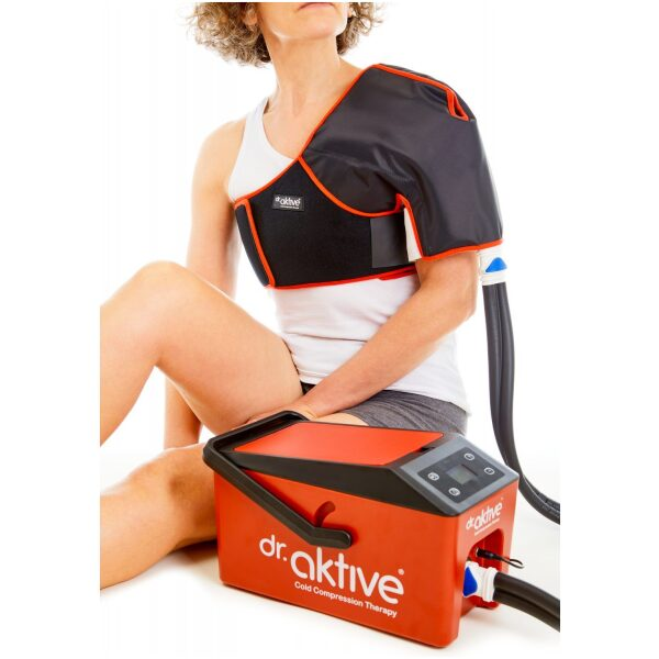 Cryo Unit w Shoulder Wrap Hot Cold Therapy scaled